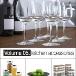 ModelplusModel Vol 05 Kitchen accessories