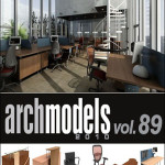 Evermotion Archmodels vol 89