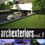 Evermotion Archexteriors vol 1