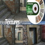 3D Total Textures V2 R2 Aged & Stressed