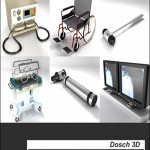 Dosch Design 3D Medical Equipment