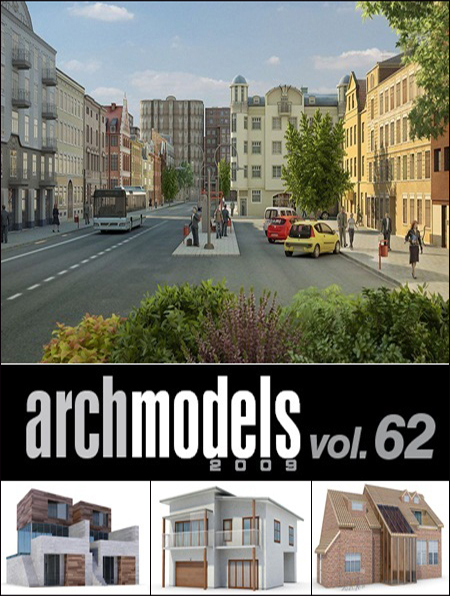 Evermotion Archmodels Vol 62