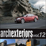 Evermotion Archexteriors vol 12