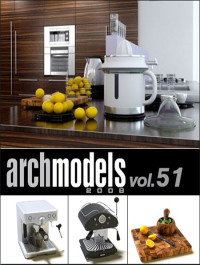 Evermotion Archmodels vol 51