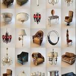 3D models Furniture Collection from Vargov