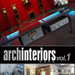 Evermotion Archinteriors vol 1