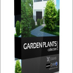 CGAxis Models Volume 19 Garden Plants