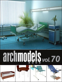 Evermotion Archmodels vol 70