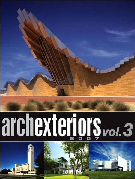 archexteriors vol 3