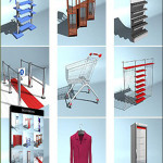 DOSCH Design 3D Shop Design