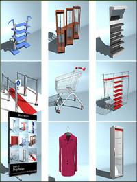 DOSCH Design 3D Shop Design