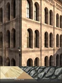 Arroway Textures Stonework Vol 1