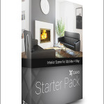 CGAxis Starter Pack 3ds Max & VRay
