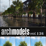 Evermotion Archmodels vol 136