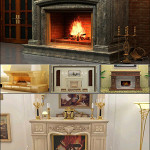 Classic Fire Place & Radiator