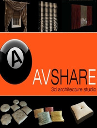 Avshare Curtains Pillows