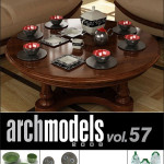 Evermotion Archmodels vol 57