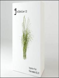 Effective 3D Free models VOL 01 Vegetation Pack