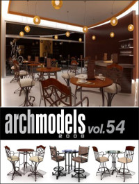 Evermotion Archmodels vol 54