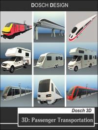 Dosch Design 3D Passenger Transportation