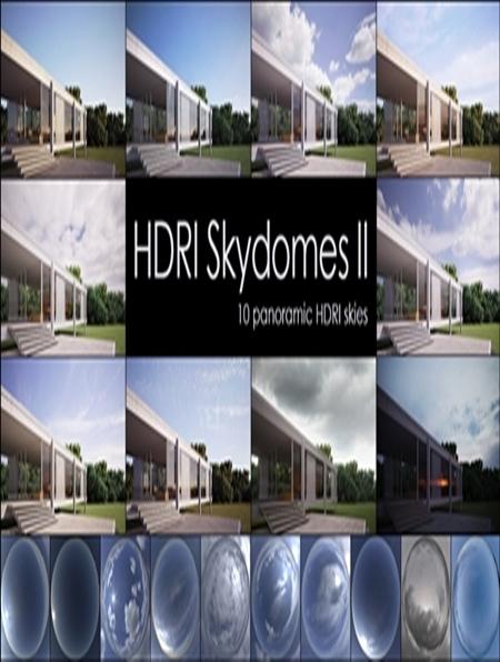 Vizpark Hdri Skydomes Vol 2