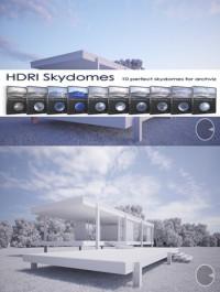 VizPark HDRI Skydomes I
