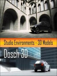 DOSCH DESIGN 3D Studio Environments