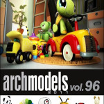 Evermotion Archmodels vol 96