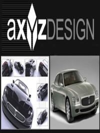 AXYZ DESIGN 3D Models Maserati 3200GT & Quattrop
