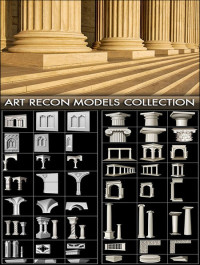 Art Recon3d 4 CD Collection