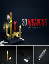 Rodypolis 3D Weapons Pack