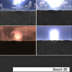 DOSCH DESIGN HDRI Skies
