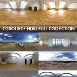 CG Source HDRI Maps