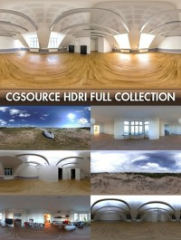 CG Source HDRI Maps