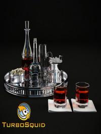 TurboSquid Tableware Ralph Loren