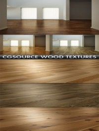 CG Source Complete Wood Textures​