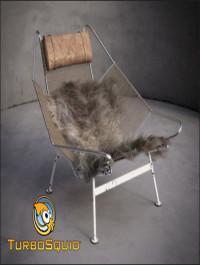 TurboSquid Flag Halyard Chair by BBB3viz
