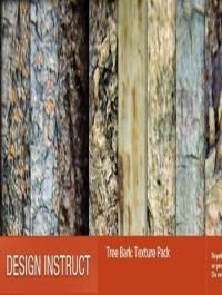 Tree Bark Textures 20 Set 2