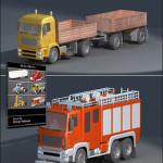 Dosch Design Utility Vehicles