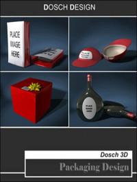 Dosch Design 3D Product Packaging Design V1