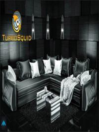 TurboSquid Black Evoqe