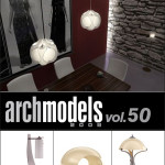 Evermotion Archmodels vol 50