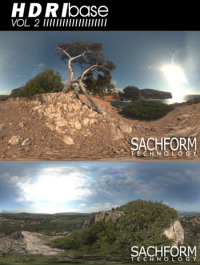 SachForm Technology HDRIbase Vol 2 Spherical Panoramas