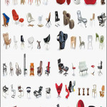 3D Models Furniture Vitra
