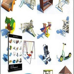 DOSCH DESIGN 3D Kid's Playground