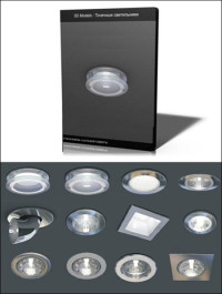 Point Lights 3D Models