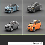 DOSCH DESIGN Cars 2007