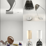 3D Models Light and Decoration