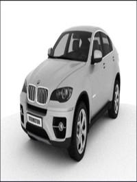 3D Model BMW X6
