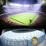 Turbosquid Soccer Stadium CF
